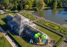 Королевский ботанический сад Кью в Лондоне,фото