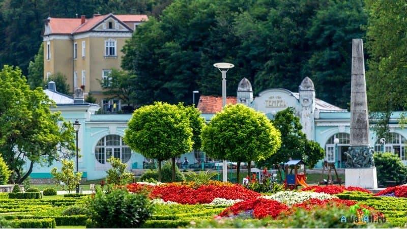 Рогашка Слатина Словения