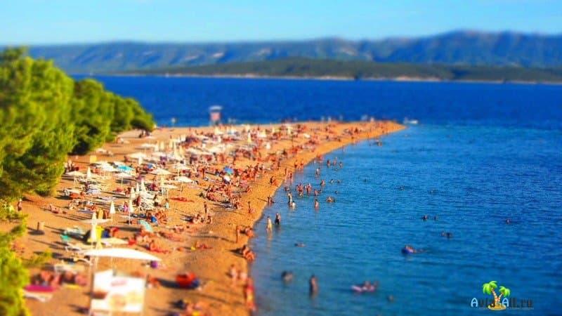 Пляжи Словении