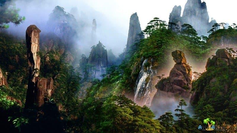 Горы Хайнань