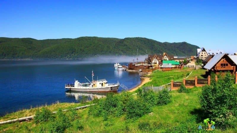 Отдых в Иркутске фото