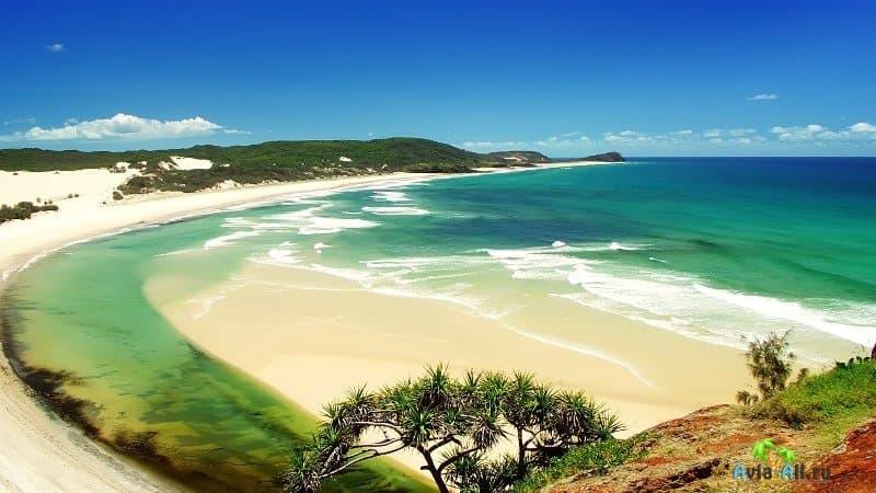 Лучшие пляжи мира фото