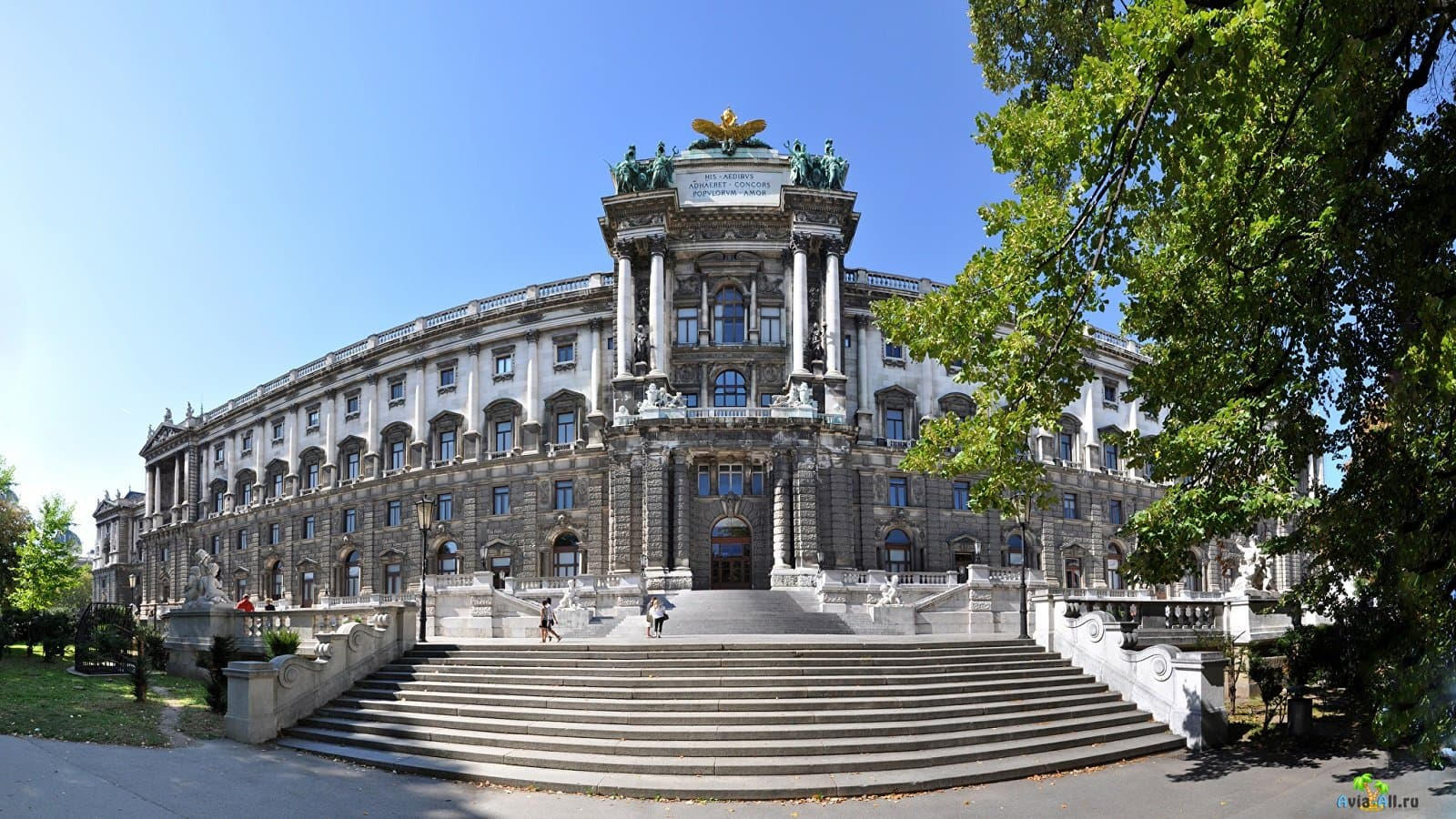 Обои австрия, Вена, красота, здание. Города foto 12