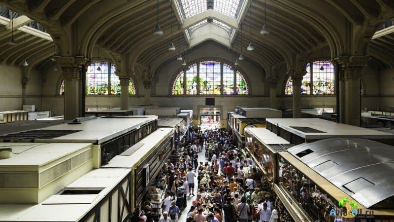Сан Паулу муниципальный рынок