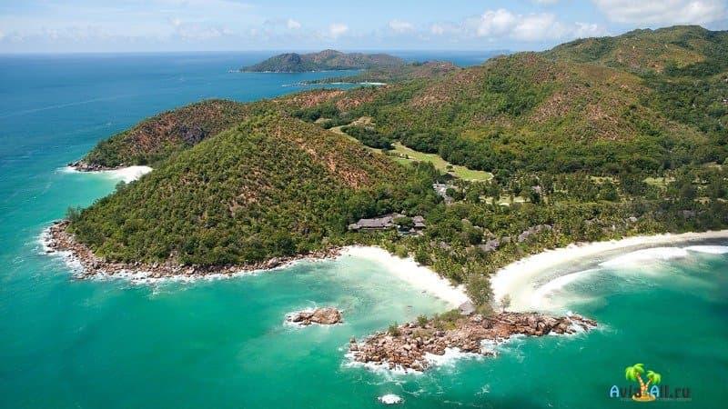 Остров Праслин Сейшельские острова