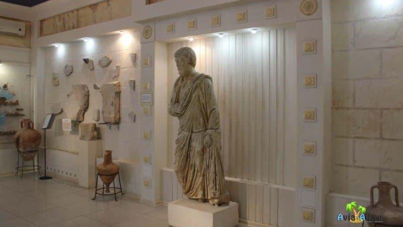 Горгиппия Анапа музей