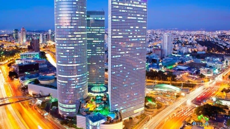 Город  Тель-Авив фото