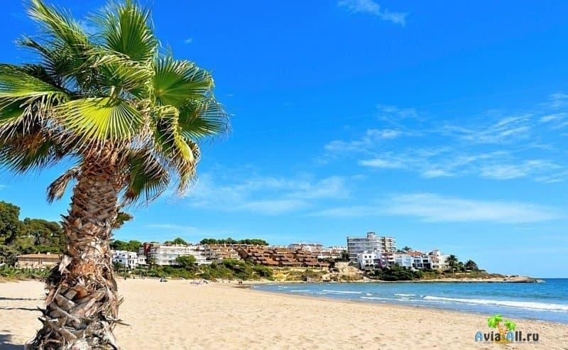 Коста -Дорада недорогой отдыха в Испании