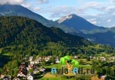 Лучшие курорты Словении фото