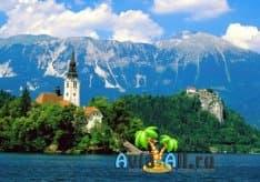 Страна Словения для туристов