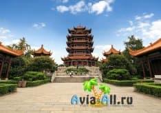 Визитная карточка провинции Хубэй - Башня желтого журавля. Культурный объект1