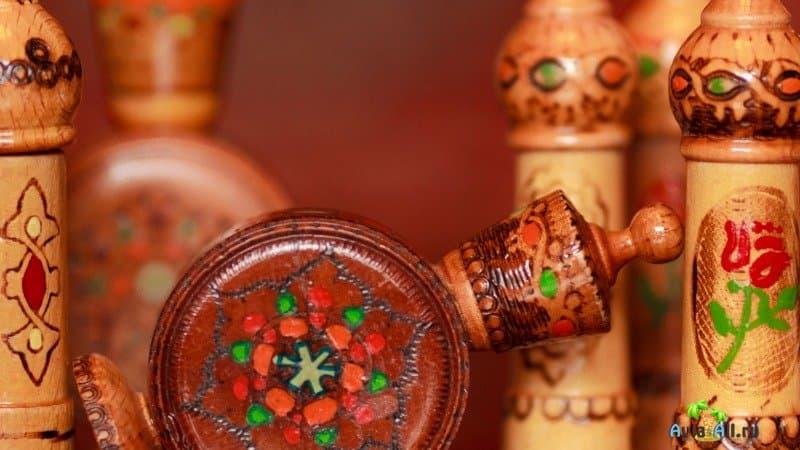 Розовое масло в Болгарии