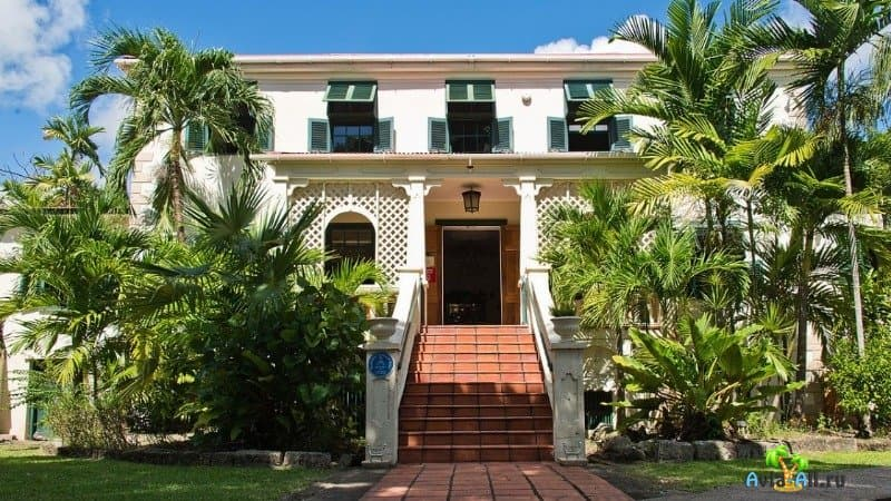 Дом плантатора Барбадос