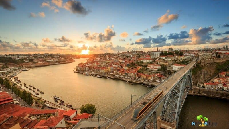 Достопримечательности Португалии фото