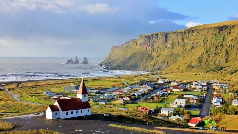 Исландия фото природы и городов