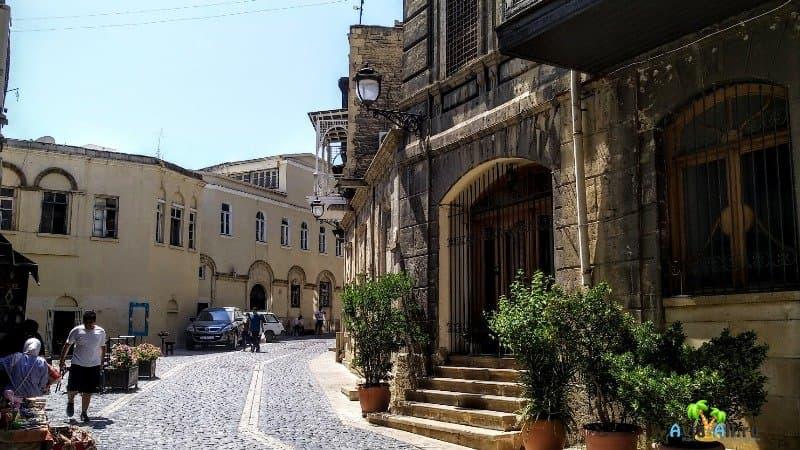 Баку старый город фото