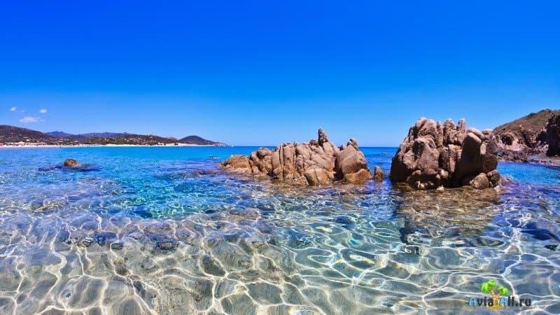 Сардиния остров фото