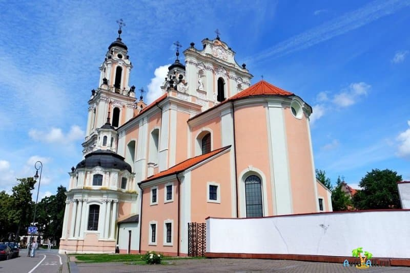 Экскурсионный тур по Римско-католической филиальной обители. История, фото3