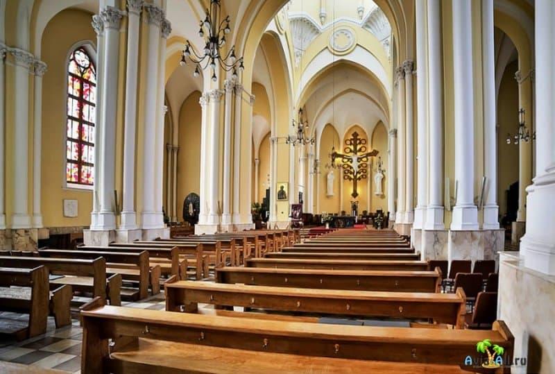 Экскурсионный тур по Римско-католической филиальной обители. История, фото4
