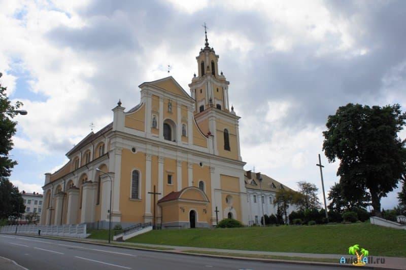 Экскурсионный тур по Римско-католической филиальной обители. История, фото2