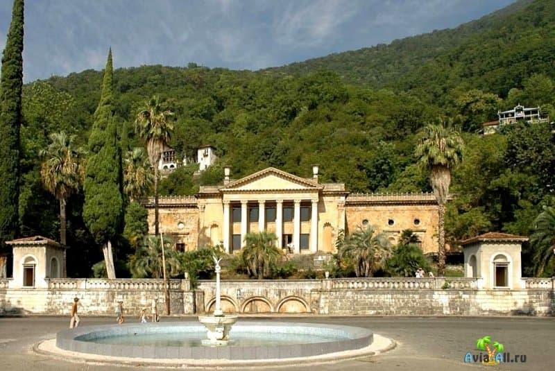 Абхазия страна виза информация