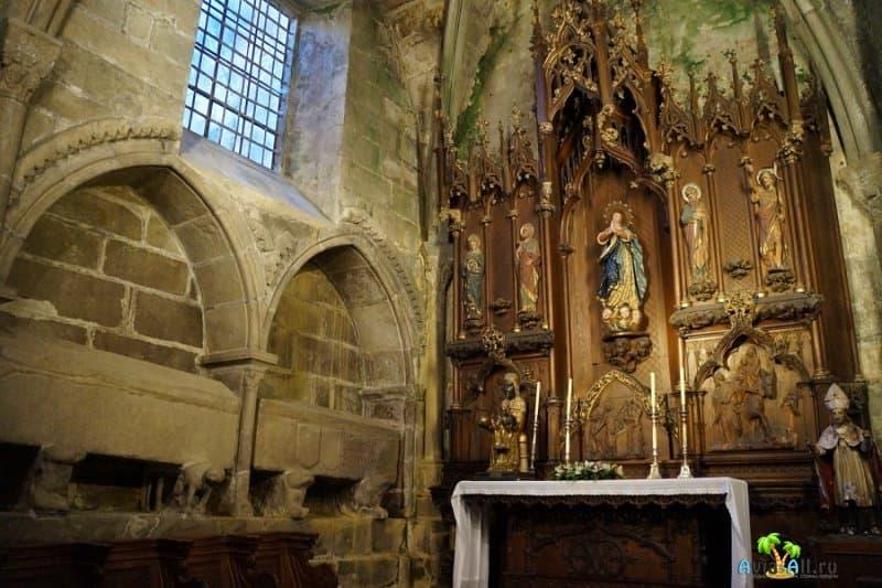 Обзор Приходской церкви Святого Иакова. Сооружение, которое сохранилось в первозданном виде4