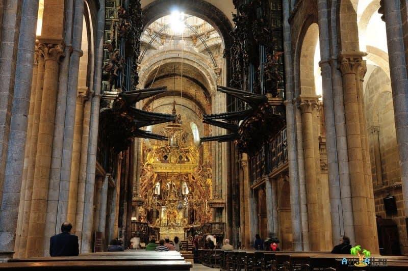Обзор Приходской церкви Святого Иакова. Сооружение, которое сохранилось в первозданном виде3