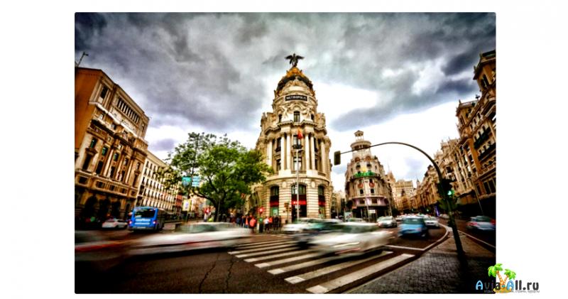 Отборные места Мадрида