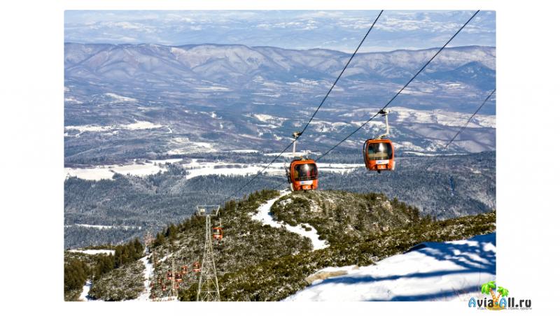 Подъемы в гору: ски-пасс