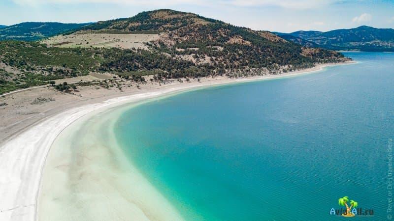 Интересные озера Турции -самое интересное