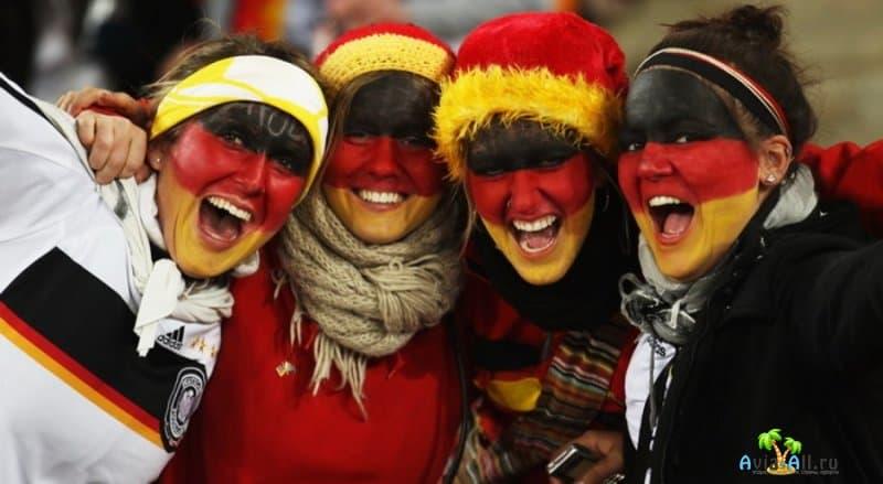 Информация о населении Германии. Одна из густонаселенных стран Евросоюза2