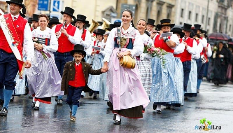 Информация о населении Германии. Одна из густонаселенных стран Евросоюза4