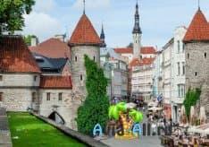 Что посмотреть в Таллине фото