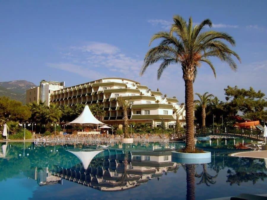 Ваши отзывы Отель Dedeman Resort Antalya (Дедеман Ресорт) 5*