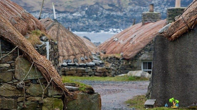 Деревня в Шотландии