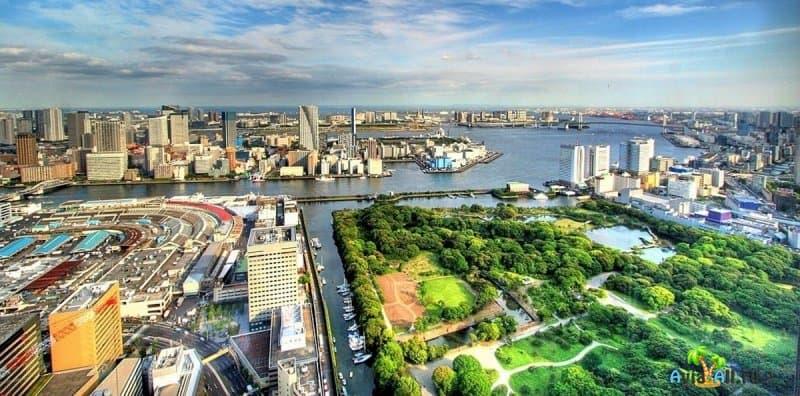 Как организовать отпуск в Токио? Что нужно знать туристу перед посещением Японского города2