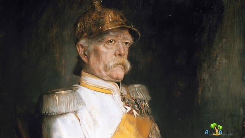 Влияние Отто фон Бисмарка на Пруссию. Политическая карьера Бисмарка3