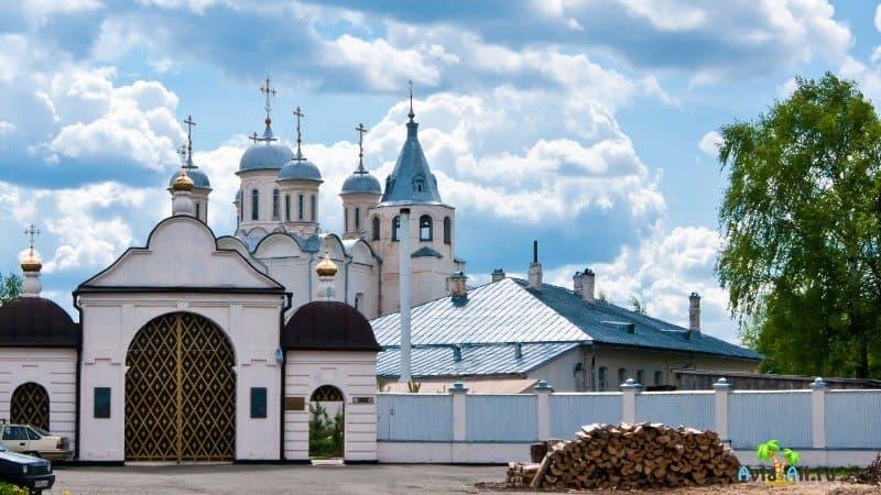Паисиево-Галичский женский монастырь