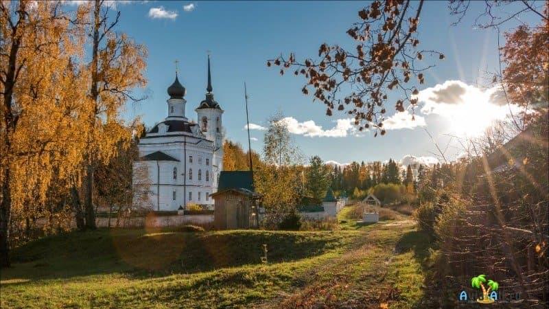 Щелыково музей-заповедник