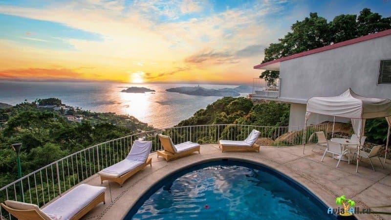 Фото Отель Las Brisas Acapulco