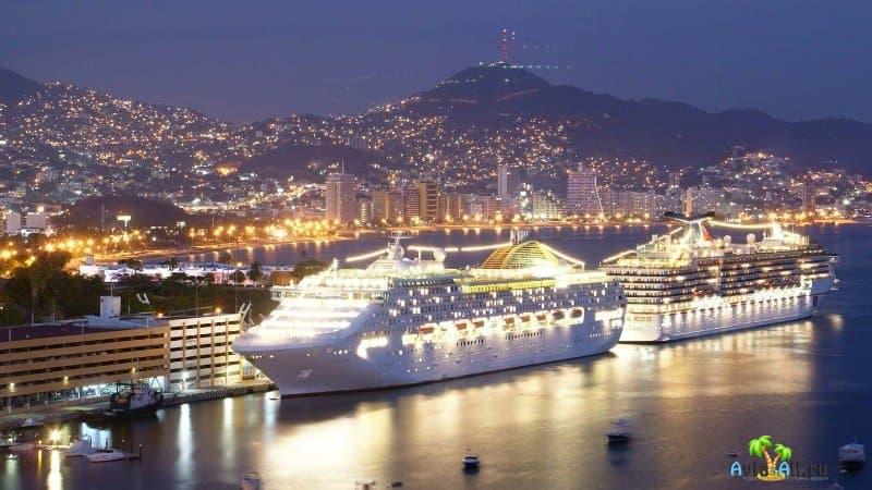 Акапулько Мексика фото