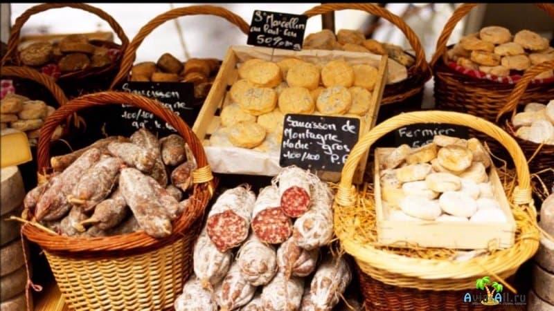 Список гастрономических сувениров Франции. Интересные покупки во Французских регионах2