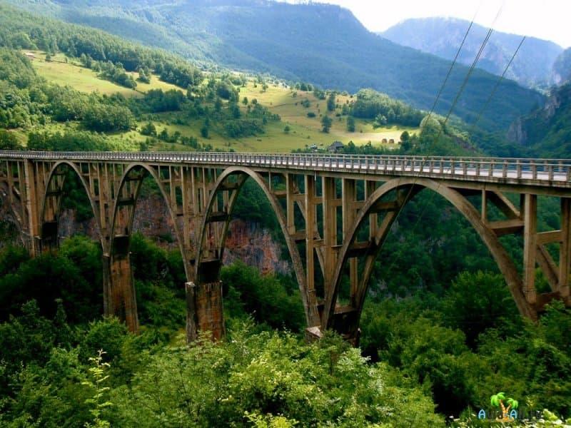 Путешествие в Югославию. Сравнение погодных условий в зимней и южной частях4