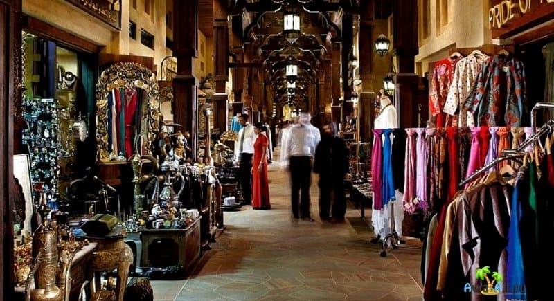 Шоппинг в Дубае: что и где можно выгодно купить