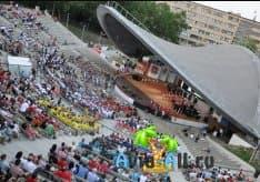 Обзор Амфитеатра Тысячелетия. Узнаваемая, культурная гордость Ополе, Польша1