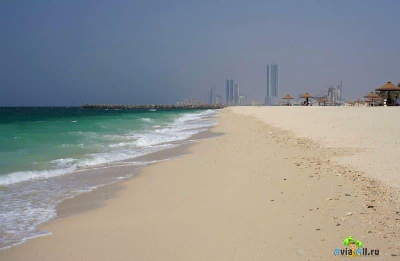 Курорт ОАЭ Шарджа: пляжи, отзывы