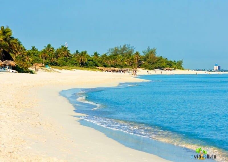 Лучшие пляжи Варадеро