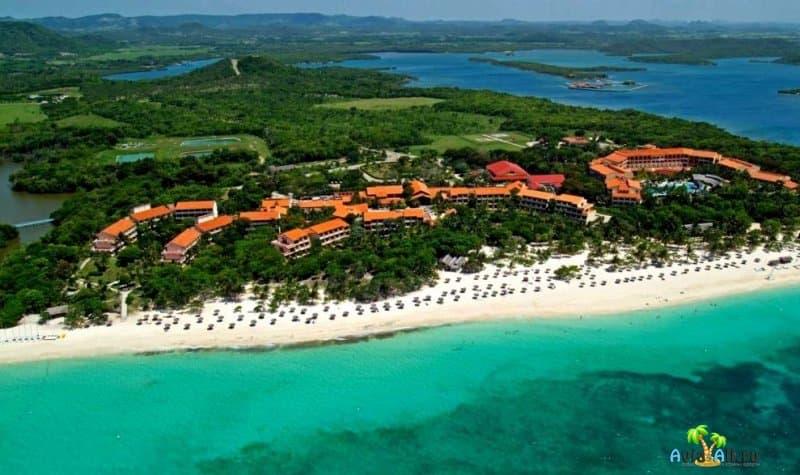 Курорт на Кубе Ольгин - необычное место