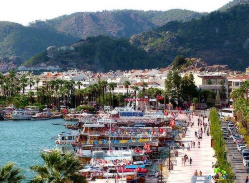 Мармарис, Турция: отдых в августе 2020