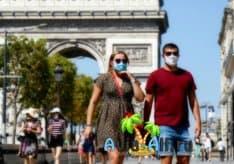 Коронавирус во Франции осенью 2020: принятые меры и настроение французов в Париже
